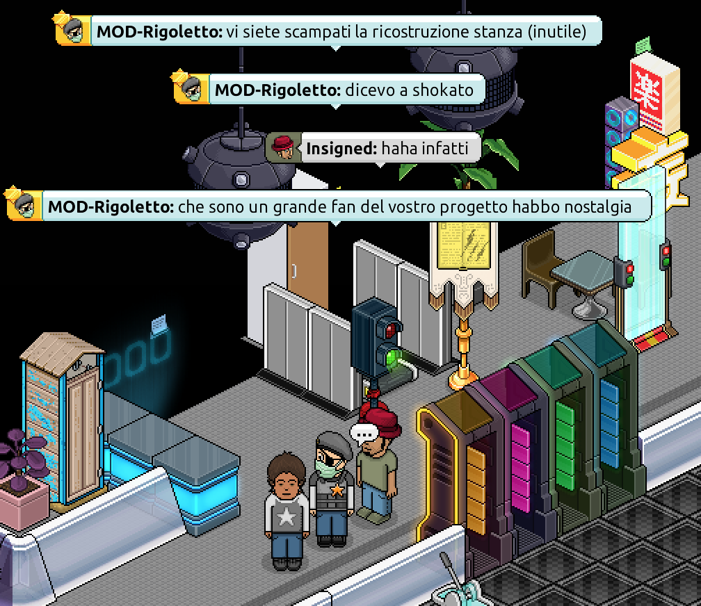 MOD-Rigoletto, un nuovo fan!